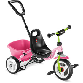 Puky Ceety Triciclo Bambino, rosé/kiwi